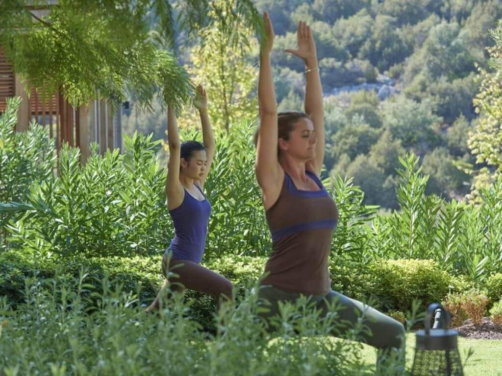 Sri Lanka Wellness Experience -1567 - Garden Yoga in Santani