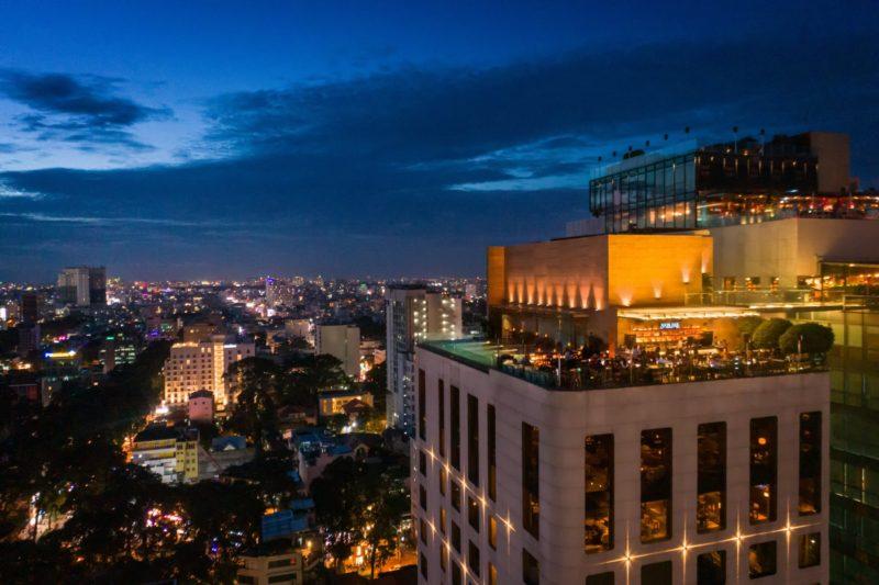 Saigon - Vietnam - 16103 - Saigon Cityscape