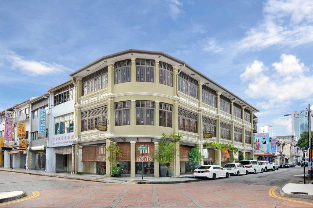 Malaysia - Penang - 18266 - Front of Hotel