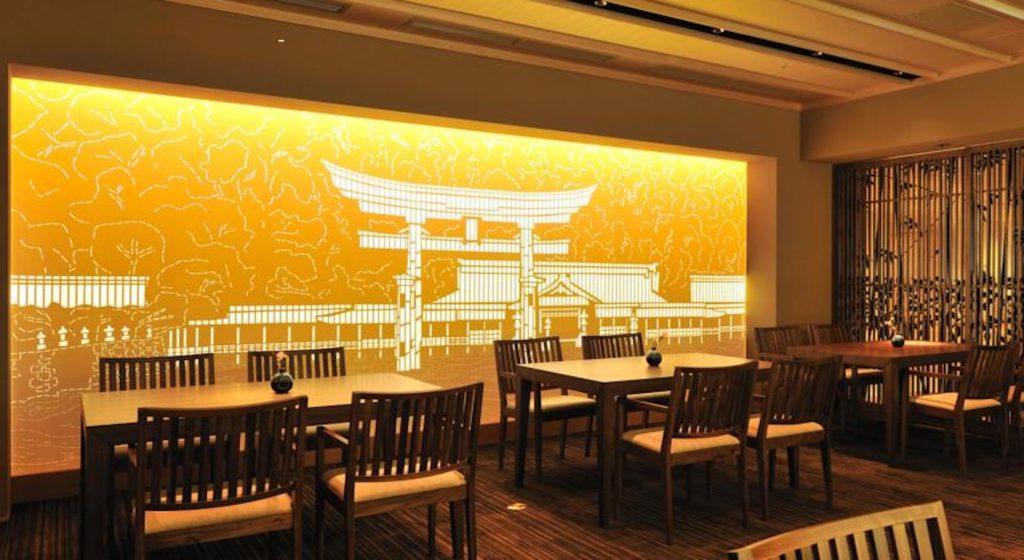 Japan - Hiroshima - 18261 - Hotel Granvia Hiroshima dining