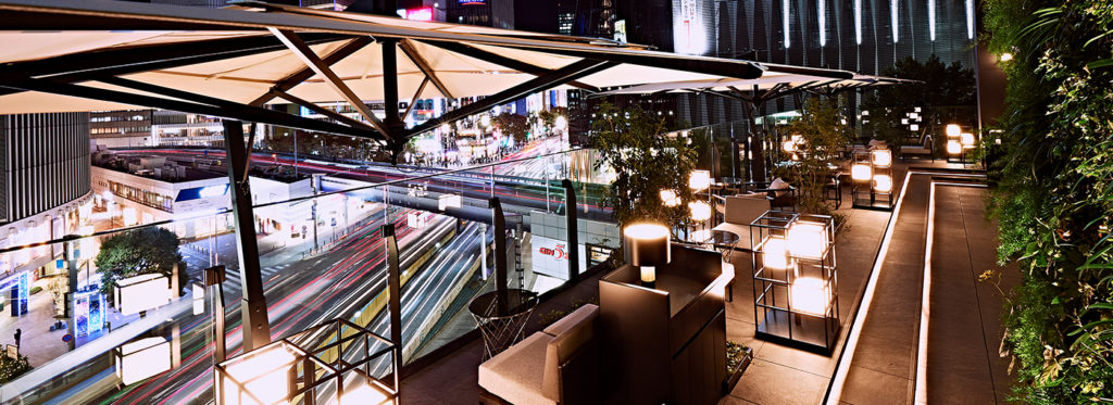 Japan - Tokyo - 18261 - Restaurant at night