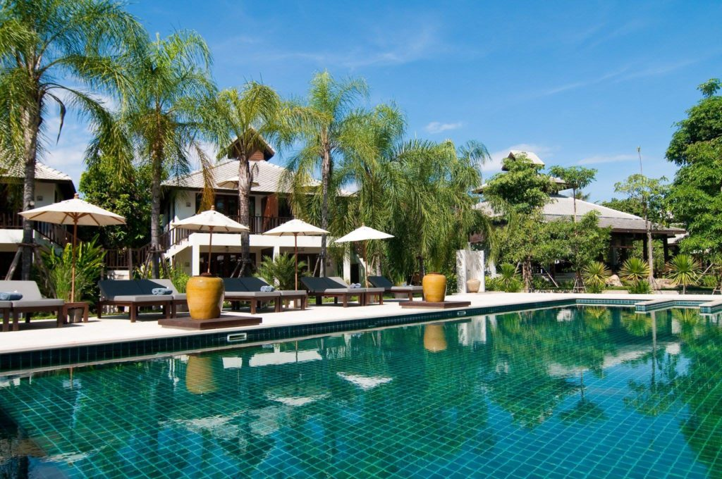 Thailand - Mae Hong Son - 18264 - Swimming Pool