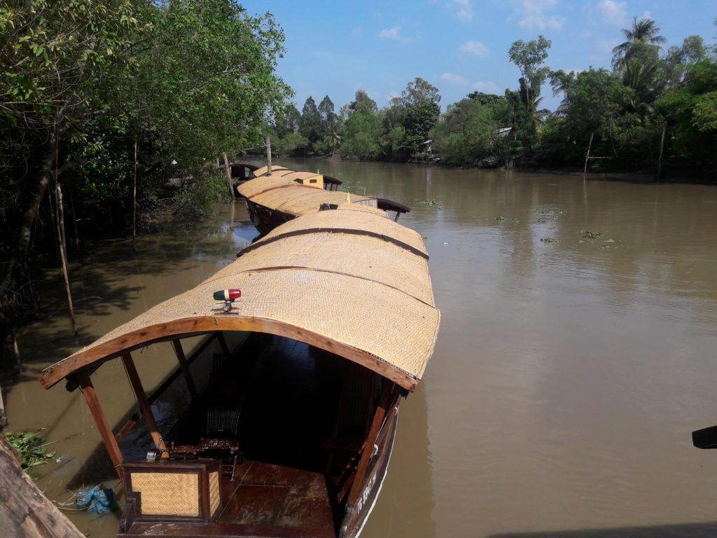 Mekong Delta - Vietnam - 16103 - Cai Be Princess - River boat