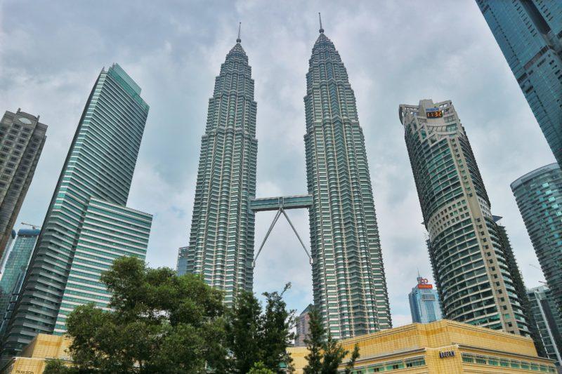 Malaysia - 18266 - Kuala Lumpur Skyscrapers