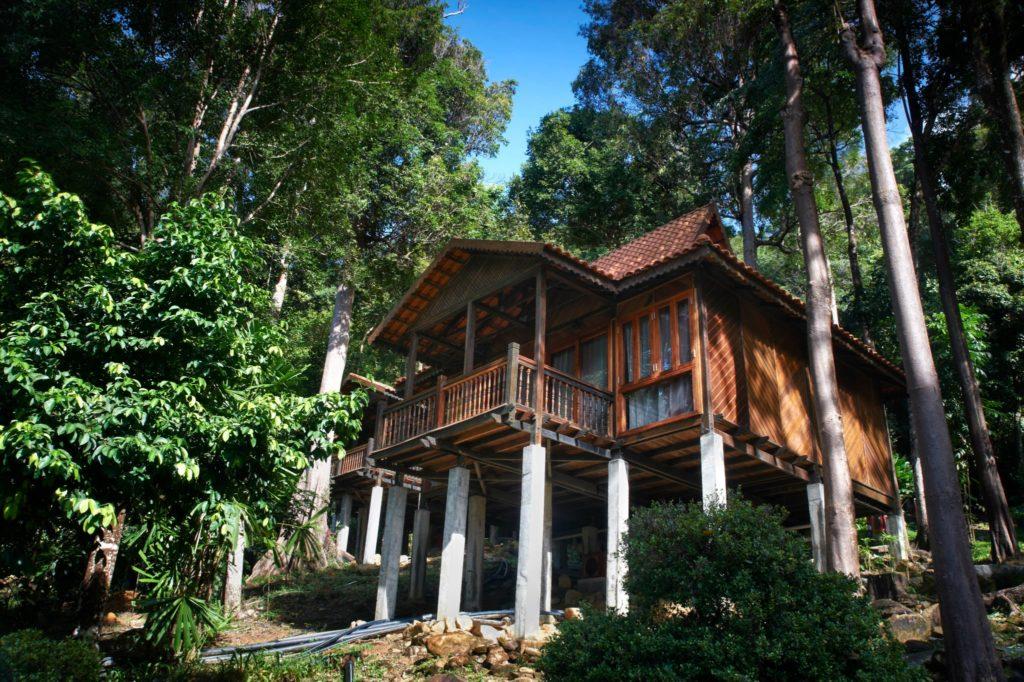 Malaysia - Langkawi - 18266 - Langkawi Berjaya Resort Front of Lodge