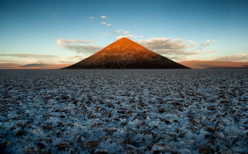 Argentina - 1584 - Arita Cone - Tolar Grande - Sunset