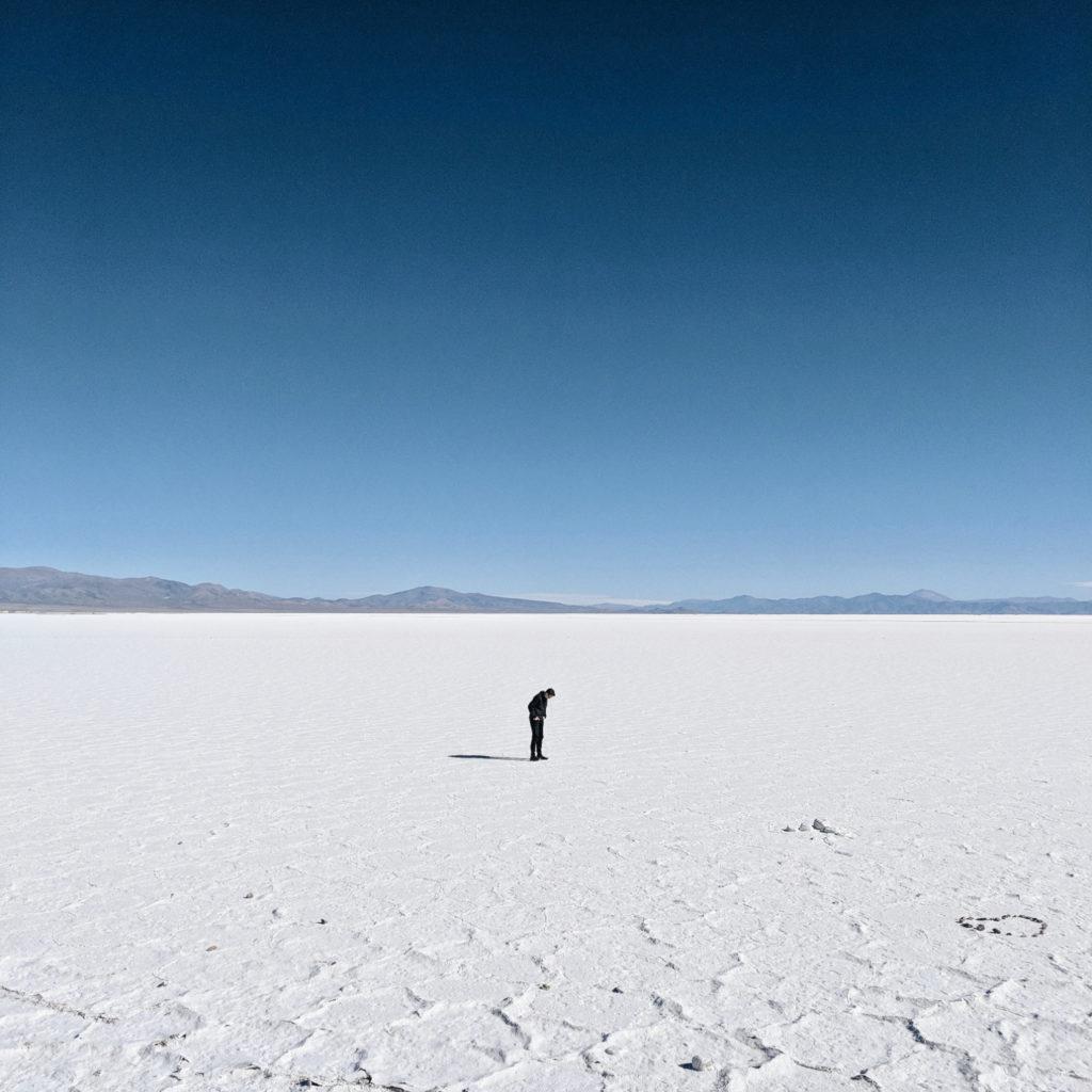 Argentina - 1584 - Big Salts - Northwest - Open Salt Flats
