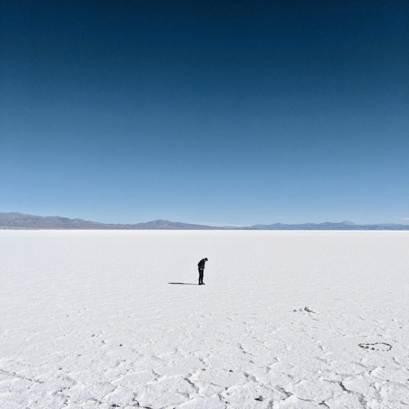 Argentina - 1584 - Big Salts - Northwest - Open Salt Flats