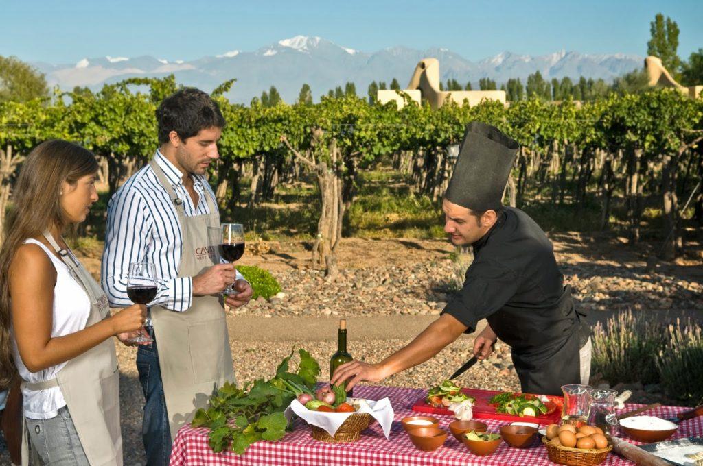Argentina - 1584 - Cooking Class Cavas Wine Lodge - Mendoza Culinary Experience Family