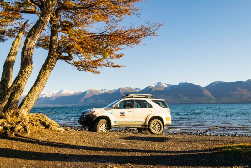 Argentina - 1584 - Lakes Off Road - Ushuaia - Adventure 4WD