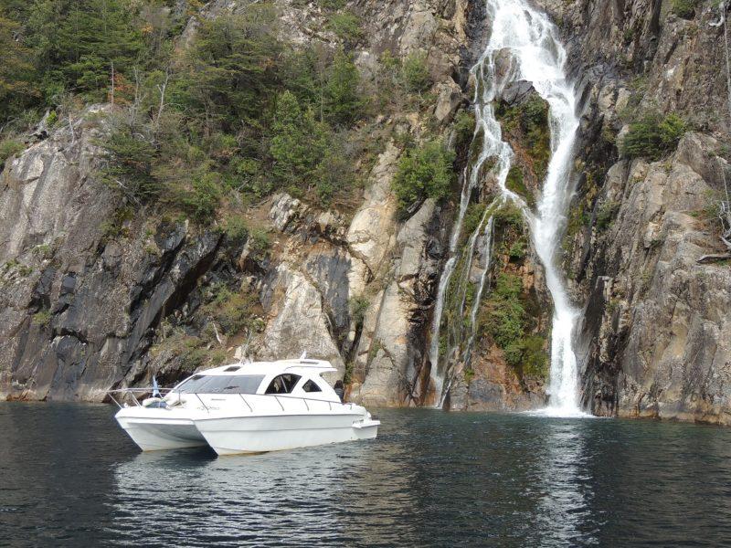 Argentina - 1584 - Nahuel Huapi Lake Escapade short navigation Bariloche Boat Tour