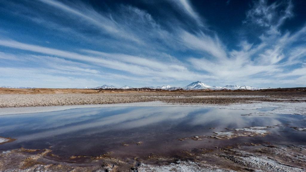Argentina - 1584 - Sea Eyes - Tolar Grande - Dramatic Skies
