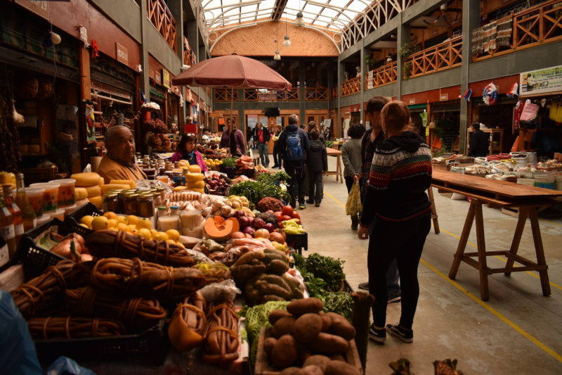 Chile - Gastronomy - 1560 - Ancud Market Culinary Experience