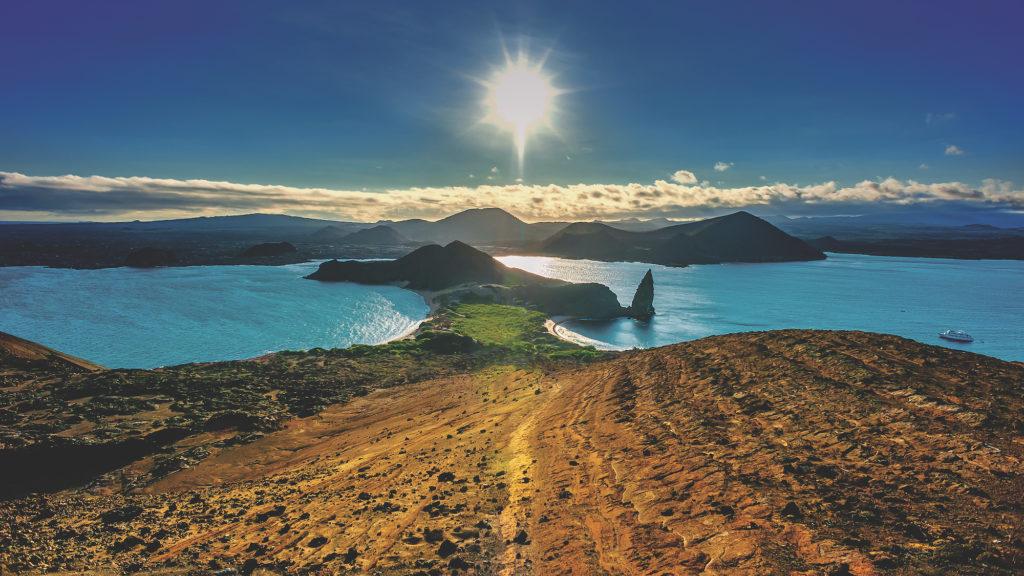 Ecuador - 1557 - Ecuador Galapagos Honeymoon - Bartolome Pinnacle Rock