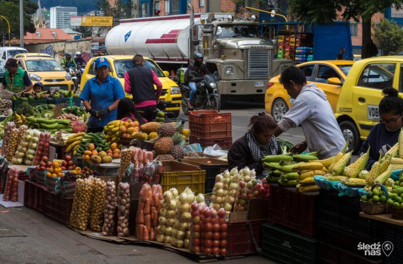 Colombia - 1558 - Bogota Market Food Cuisine Gastronomic