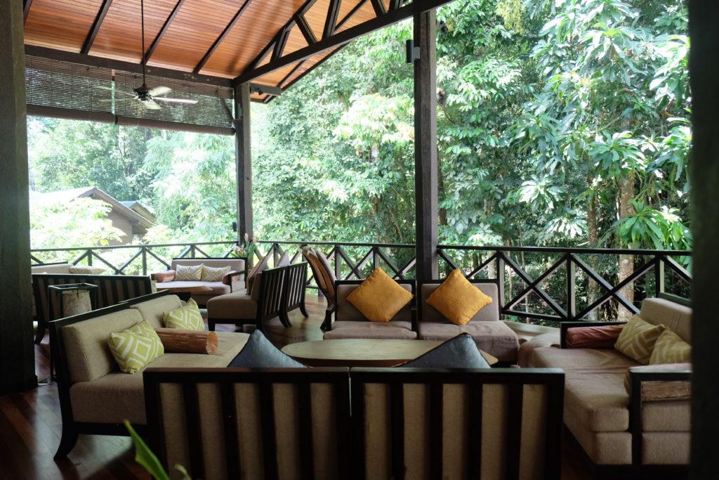Malaysia - Borneo - 18266 - Seating Area