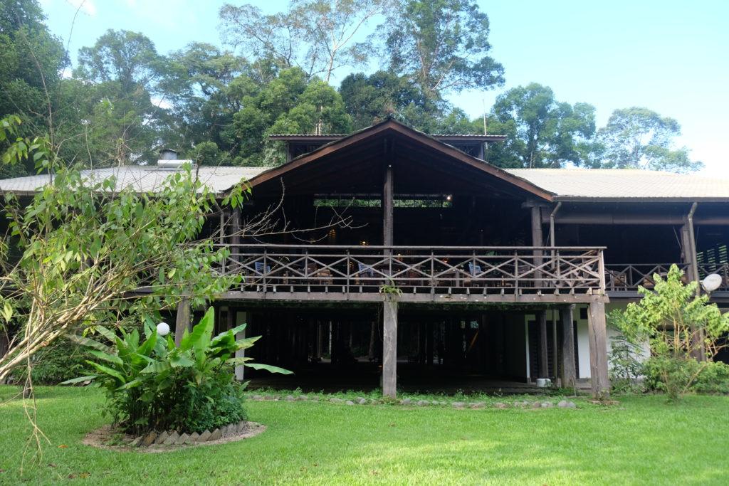 Malaysia - Borneo - 18266 - Main Lodge Exterior