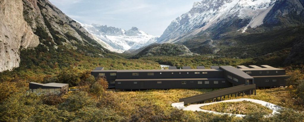 Argentina - El Chalten - 1584 - Explora El Chalten Exterior Mountain Reserve Exterior