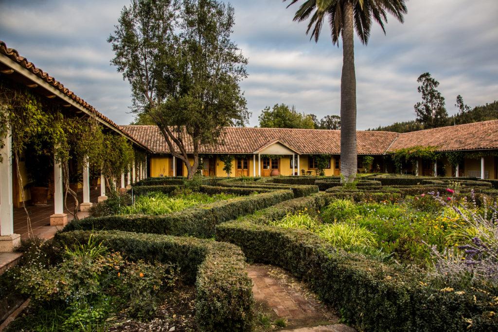 Chile - 1560 - Matetic - La Casona de Matetic Hotel Exterior Landscape
