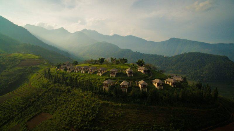 Sapa - Vietnam - 16103 - Sapa Hillside