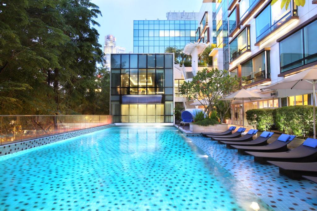 Singapore - 18265 - Park Regis Singapore outdoor pool