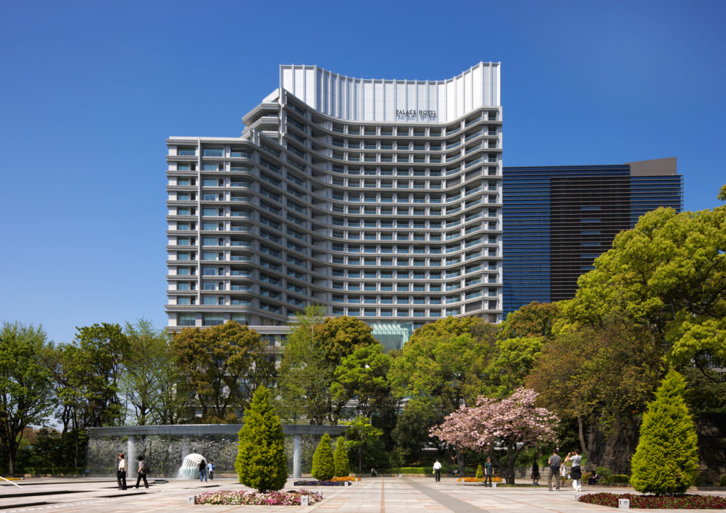 Japan - Toyko - 18261 - Palace Hotel front