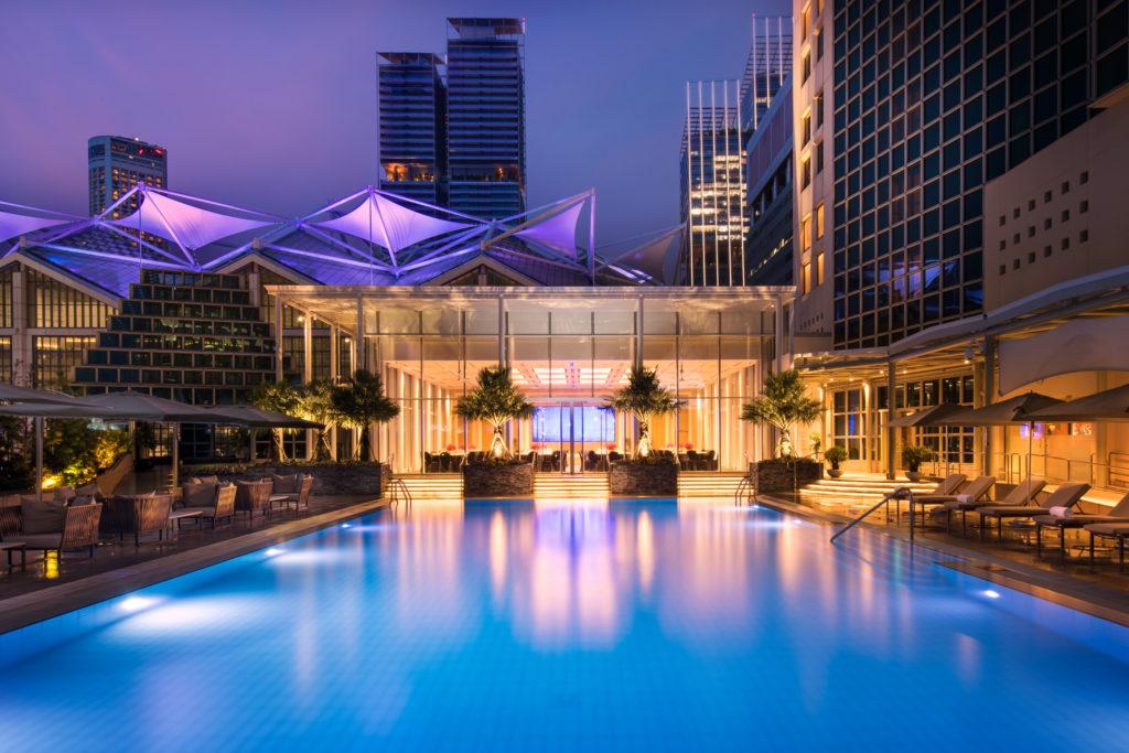 Singapore - 18265 - Conrad Centennial Singapore pool