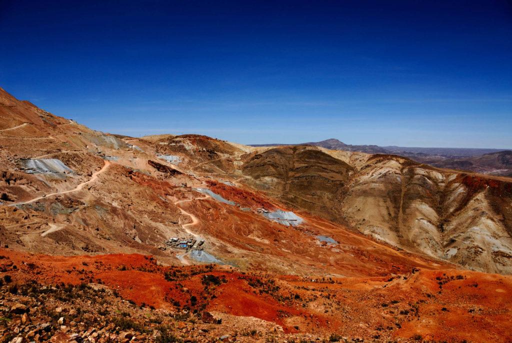 Bolivia - 1561 - Adventure Program - Potosi Mines