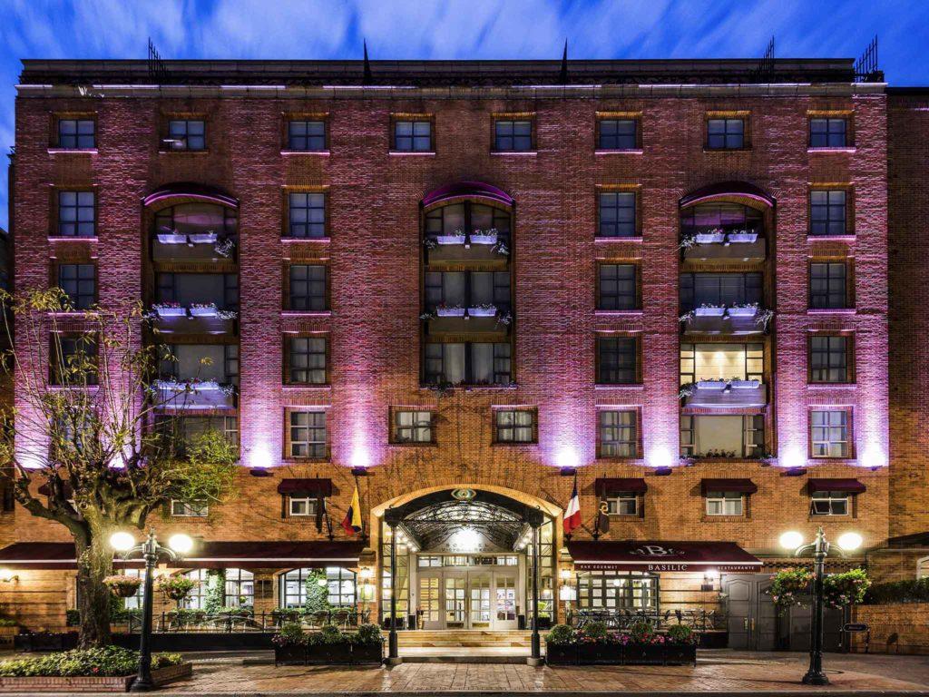 Colombia - Bogota - 1558 - Hotel Sofitel Victoria Regia City Extrerior