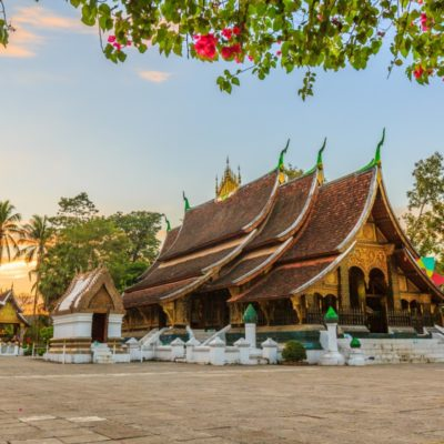 Romantic Honeymoon Break in Laos