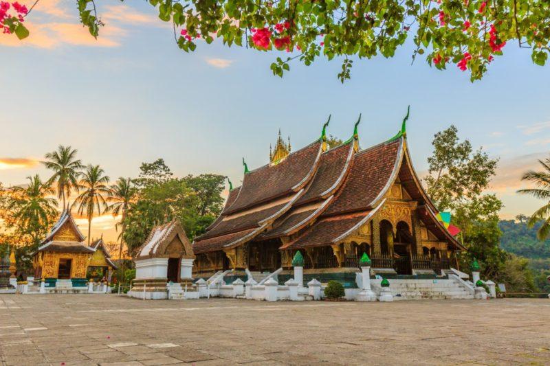 Luang Prabang - Laos - 17089 -Xieng Thong Temple