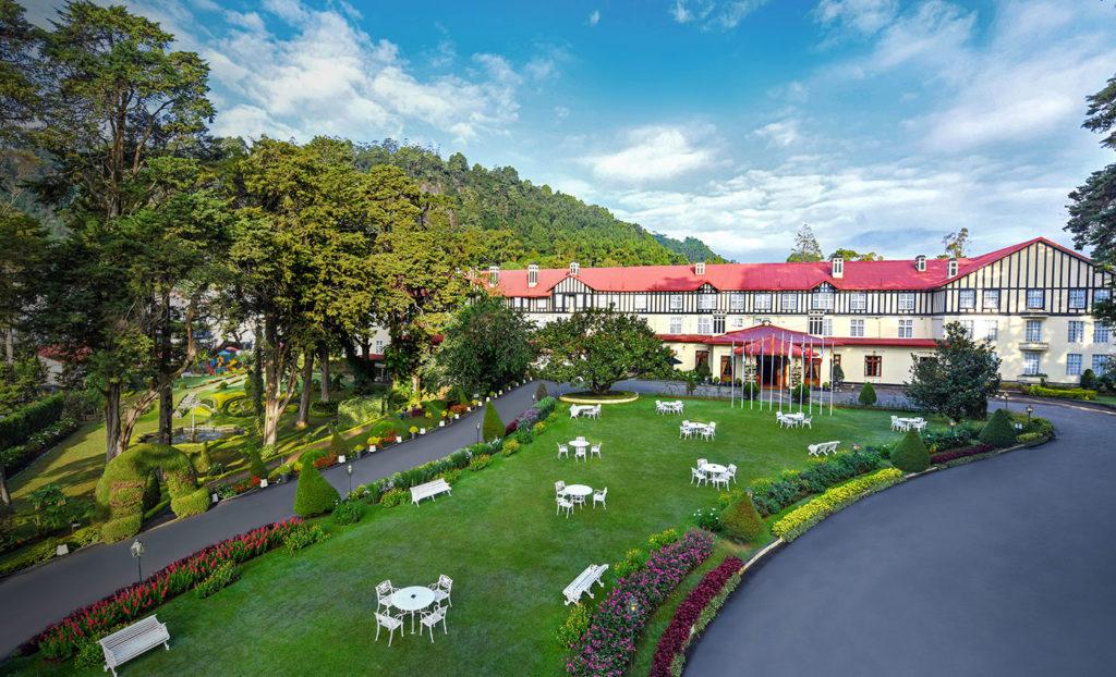 Sri Lanka - Nuwaraeliya - 1567 - The Grand Hotel
