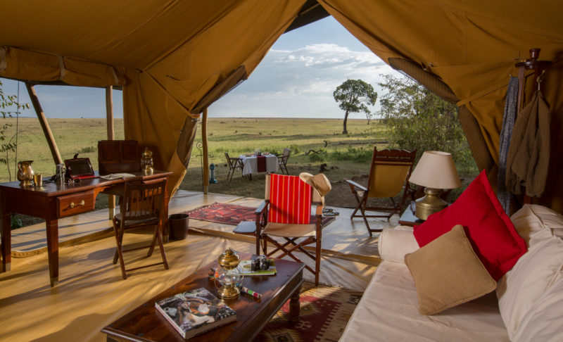 Kenya - 12890 - Elephant Pepper Camp - Family Honeymoon Tent
