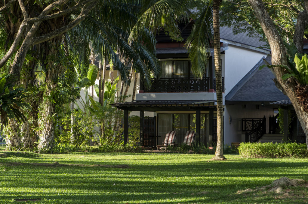 Malaysia - Kota Kinabalu - 18266 - Lodge and Surroundings