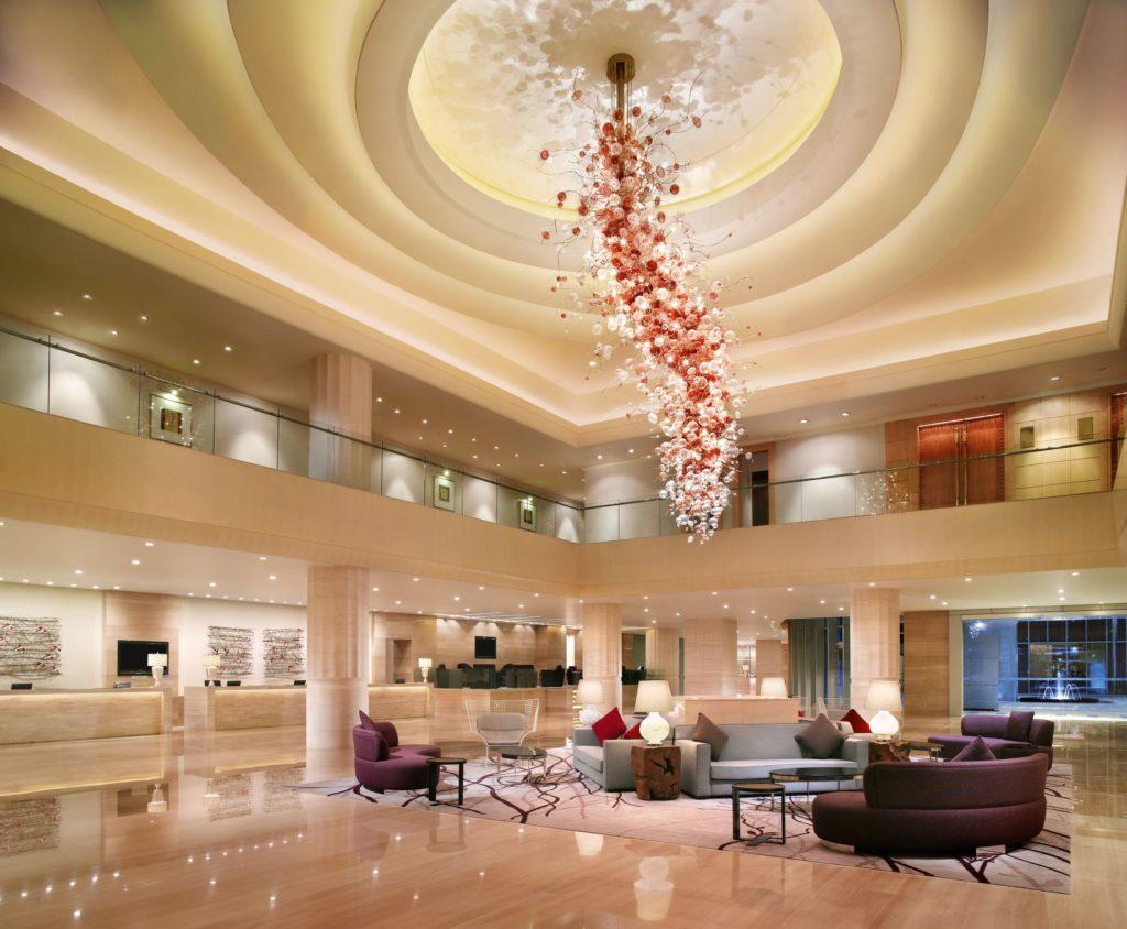 Singapore - 18265 - Carlton Hotel Singapore main lobby