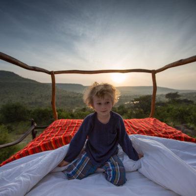 Kenya Family Safari and Beach