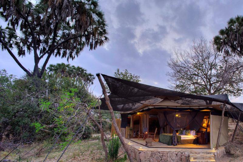 Tanzania - 17467 - asilia roho double - exterior view