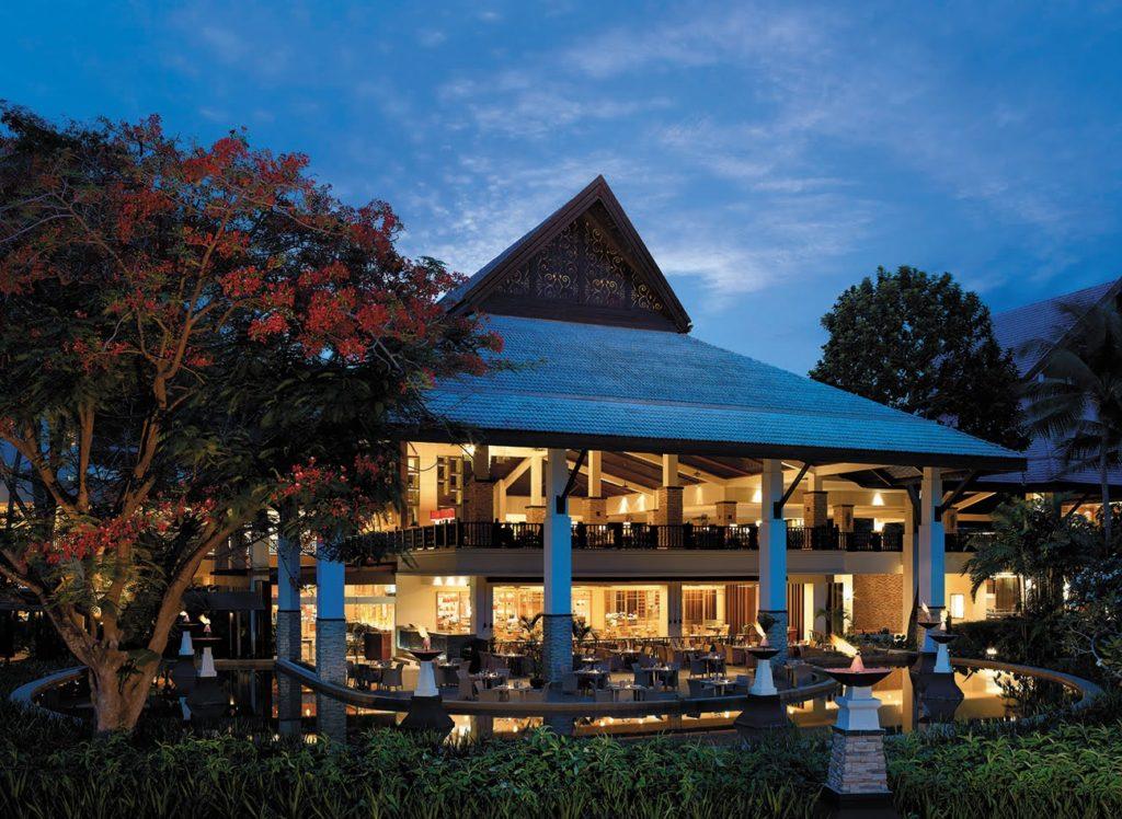 Malaysia - Kota Kinabalu - 18266 - Front of Resort