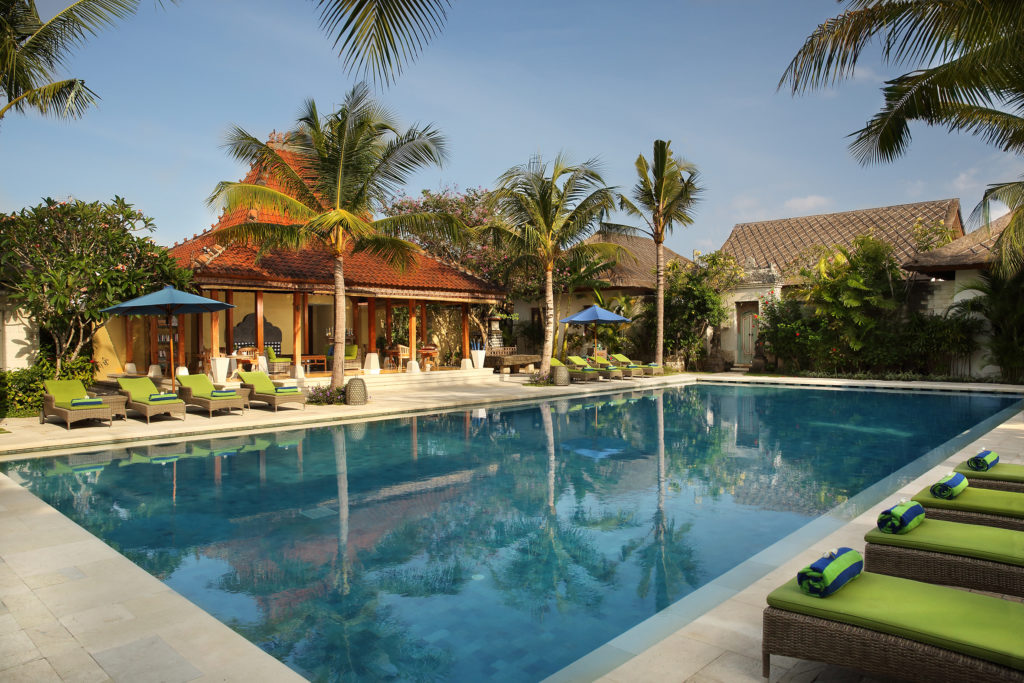 Indonesia - Sanur - 18268 - Pool and Poolside Bar