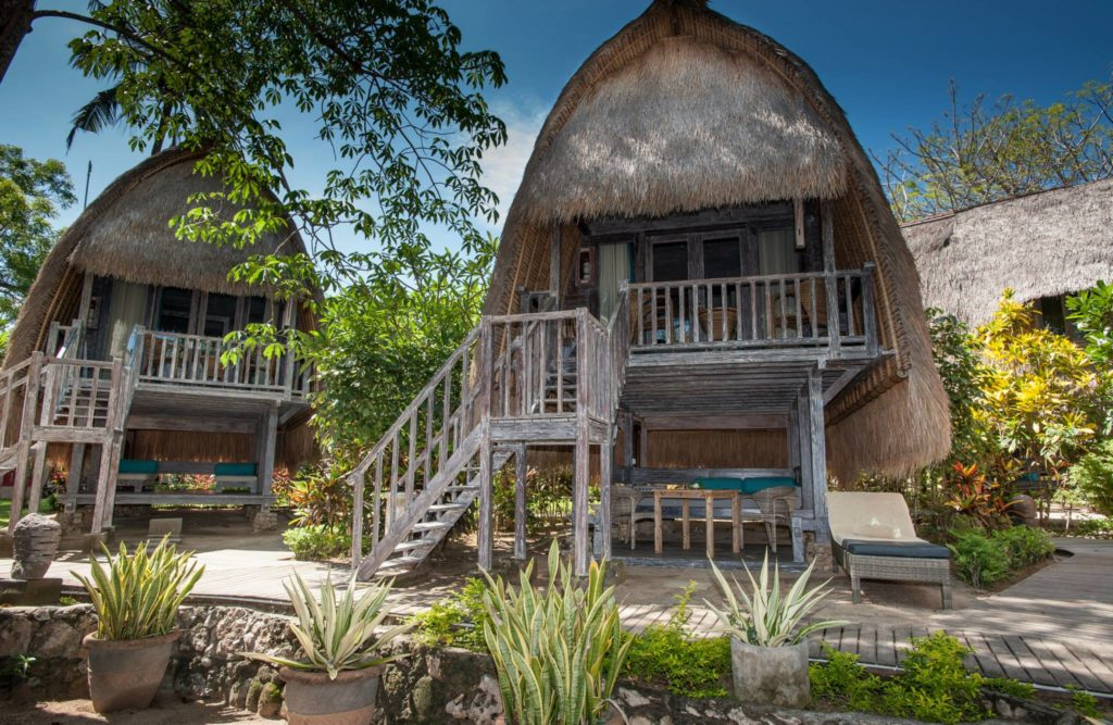 Indonesia - Nusa Lembongan - 18268 - Beech lodge