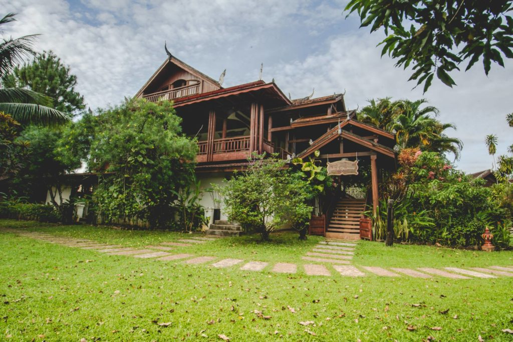 Cambodia - Banlung - 18260 - Terres Rouges Lodge - Exterior