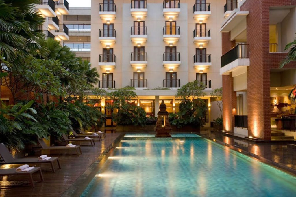 Indonesia - Malang - 18268 - Outdoor Swimming Pool