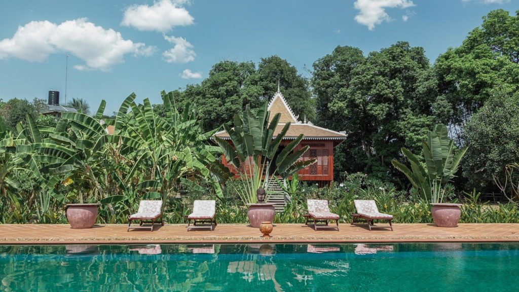 Cambodia - Kratie - 18260 - Villa with Sun Loungers and pool