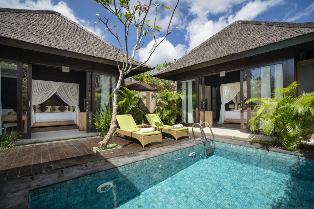 Indonesia - Nusa Lembongan - Plunge pool