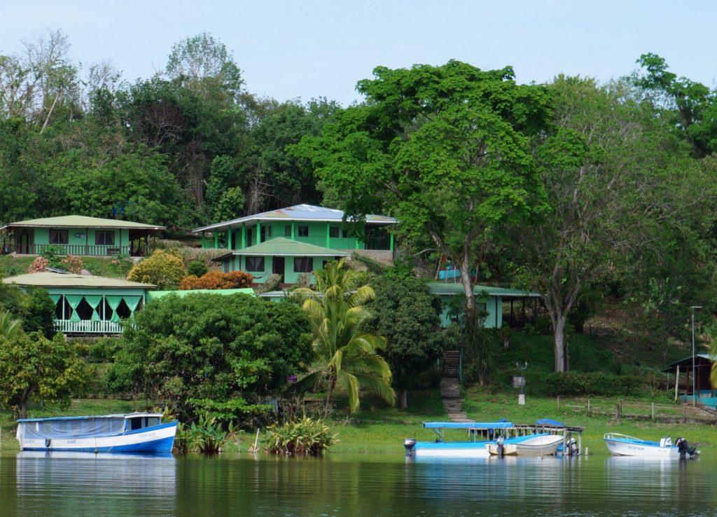 Nicaragua - 10024 - Cabanas Paraiso Hotel Exterior