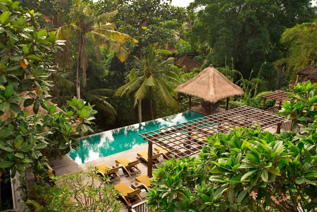 Indonesia - Ubud - 18268 - Outdoor Swimming Pool