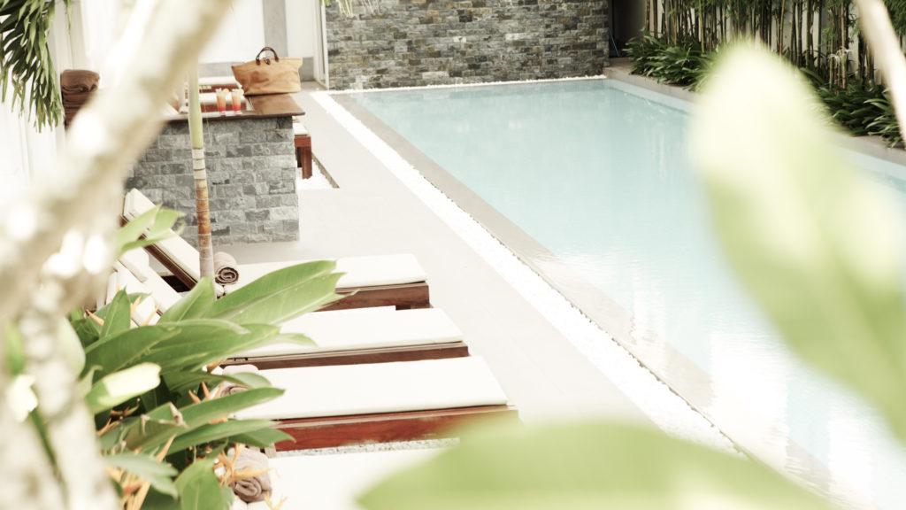 Cambodia - Phnom Penh - 18260 - White Mansion Hotel Pool