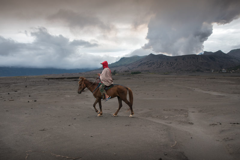Indonesia - 18268 - Horse trip through Bromo