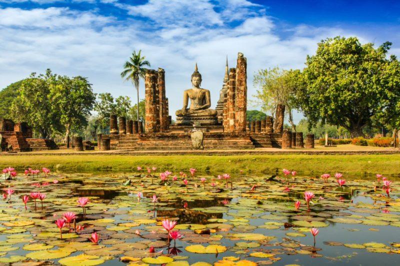 Thailand - 18264 - Sukhothai Historical Park