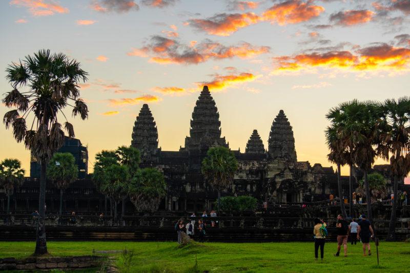 Cambodia - 18260 - Angkor Temple
